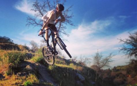 Mountain biking picking up speed
