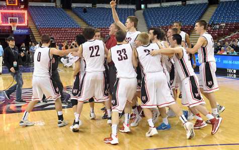 THE MONTE VISTA MEN'S BASKETBALL TEAM IS YOUR 2014 DIVISION I STATE CHAMPIONS