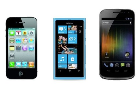 The new smartphone war