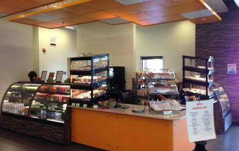 New Student Center café