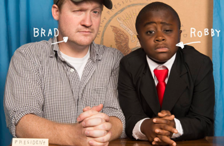 Kid president inspiring others