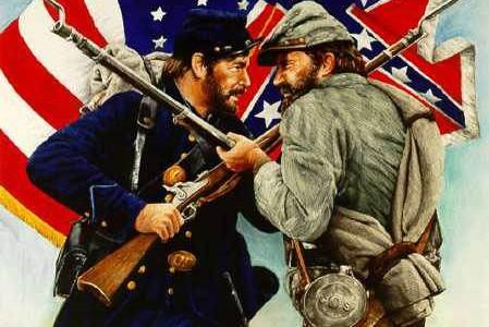 1861 The Civil War begins