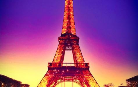 1889 -Eiffel Tower opens
