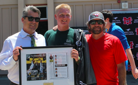 Connor Bruce: Sports Illustrated High School Athlete of the Month
