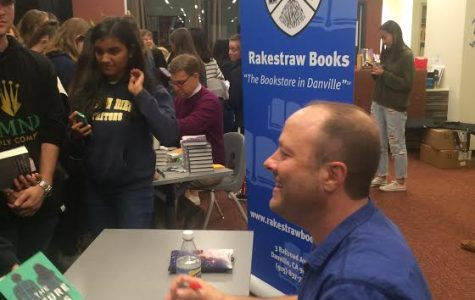 """""""13 Reasons Why"""" you should have met Jay Asher"""