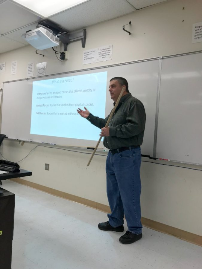 Award-winning scientist enters teaching scene