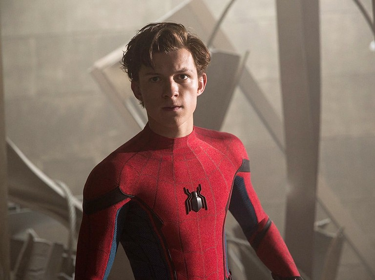 Who owns Spider-man?