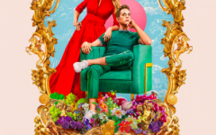 Benjamin Platt (Payton Hobart) and Gwyneth Paltrow (Georgina Hobart) announcing the release date of their new series The Politician, streaming starts September 27, 2019 on Netflix.