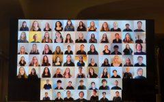 Monte Vista's Concert Choir sings