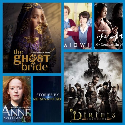 New Historical Dramas have created new perspectives into the past.