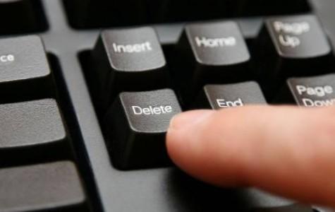 Pressing 'delete' on your digital footprint