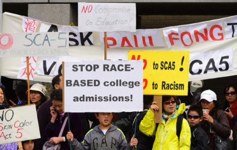 Racist CA law limiting Asians in UCs destroyed