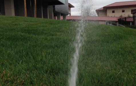 Water usage at MV?