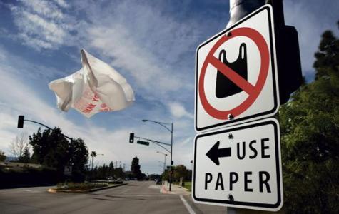 California issues first plastic bag ban