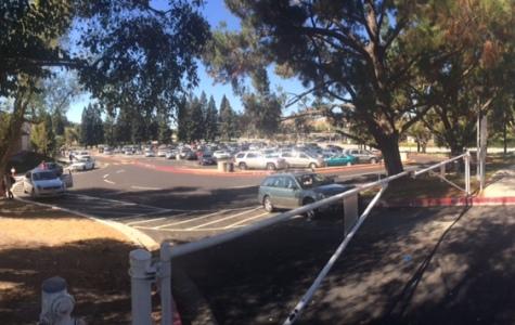 New Senior Parking Lot Raises Controversy