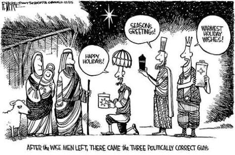 Merry nondenominational festive event season!