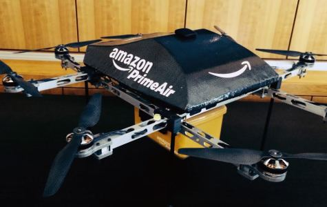 Drones: delivering more than just warfare