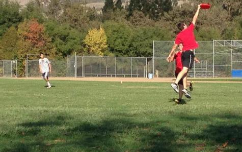 MV ultimate frisbee