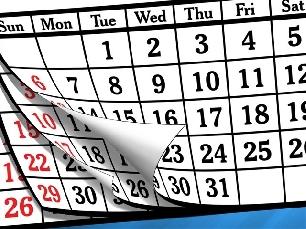 New instructional calendar