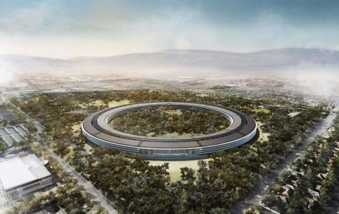 Apple campus 2.0: not your average office building