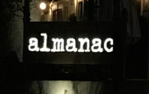 REVIEW-Almanac: new taste comes to Danville