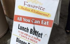 REVIEW-Favorite Indian Restaurant