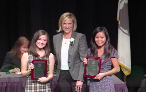 MV students receive Town of Danville awards