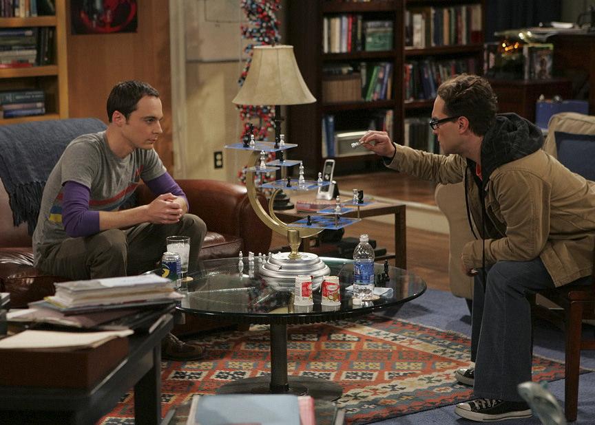 Bye Bye, Big Bang Theory