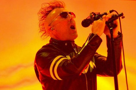 Tool frontman Maynard James Keenan preforming live in 2007. Tool's newest album, released August 30th, generated the most first week sales of any rock or metal album within the last year.