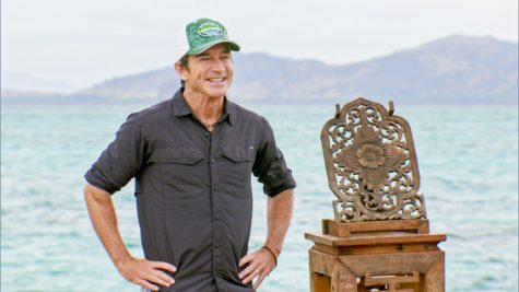 """I See the Million Dollars"" - Jeff Probst on the fourteenth and two-hour season finale of SURVIVOR: Edge of Extinction airing, Wednesday, May 15 (8:00-11:00 PM, ET/PT) on the CBS Television Network. Photo: Screen Grab/CBS Entertainment  ©2019 CBS Broadcasting, Inc. All Rights Reserved."