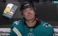 Veteran player returns to San Jose Sharks