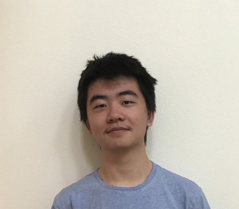 Photo of Lawrence Feng