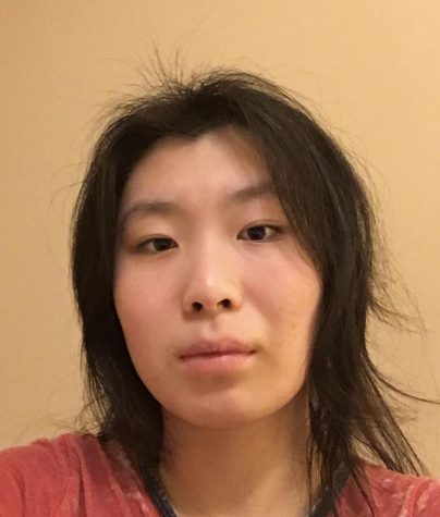 Photo of Olivia Wang
