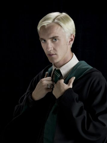 Draco Malfoy, played by actor Tom Felton, has captured the hearts of millions of girls on TikTok. With his photographers having him stare so deeply into the camera like this, there is little confusion as to why his fan base is so large.