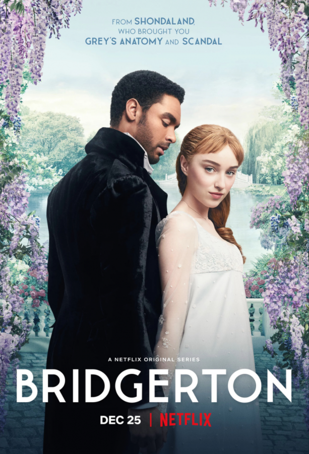 Bridgerton is among one of this years' most popular shows, an adaptation of a series that came out about 20 years ago. The show's popularity caused the series of romance novels to re-enter the NYT Bestseller's List for the second time.