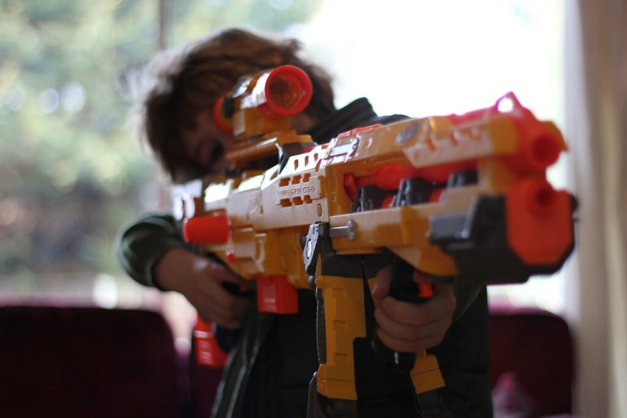 All nerf guns must be approved by the administrators prior to their use in an attack.