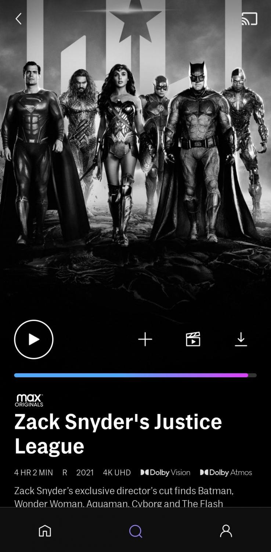 "View of ""Zack Snyder"